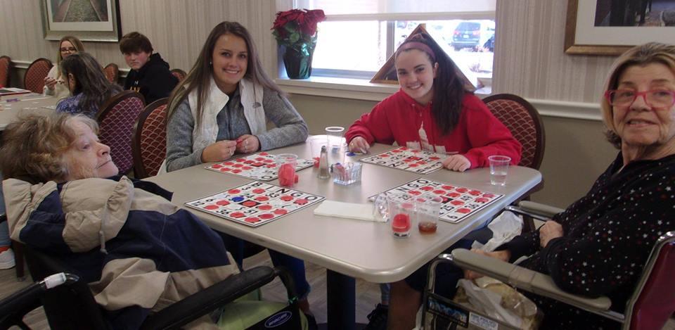 Webster Park Cardinal Spellman High School Visit 2